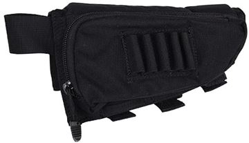 Picture of Blackhawk Long Gun Accessories - Urban Warfare IVS Performance Ventilating Cheek Pad, Rifle, Black