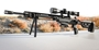"""Picture of BLK LBL Bipods - Integrated Bipod Forend, Tikka T3X Tac A1, 16"""", Black"""