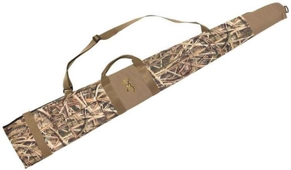 "Picture of Browning Gun Cases, Flexible Gun Cases - Floater Shotgun Case, 52"", Mossy Oak Shadow Grass Blades, 600 Denier Polyester"