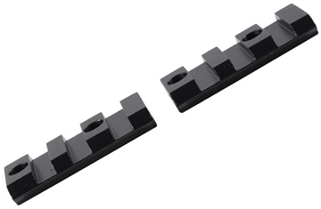 Picture of Burris Mounting Systems, Mounts & Bases, Xtreme Tactical Bases - Savage SA/LA Round Rear, Reversible Front Base, Matte