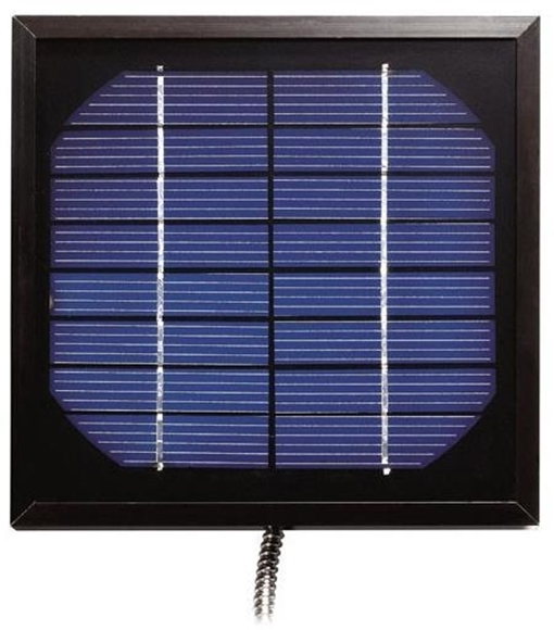 Picture of Bushnell Trail Scout, Solar Panel, Power Source, For Use With Trail Scout Pro With Night Vision