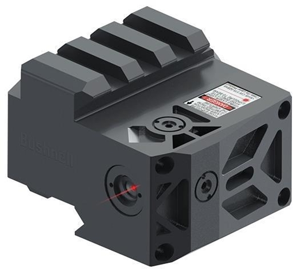 Picture of Bushnell Rush Laser Sight - Red Laser, Black Body