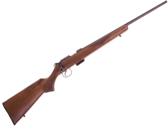 Picture of Used CZ 455 American .17 HMR Bolt Action Rifle, 1x5rd Magazine, Good Condition
