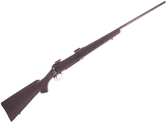 "Picture of Used Savage 111 Bolt-Action 7mm Mag, 24"" Barrel, Blued/Synthetic, One Mag, With Steel Picatinny Bases, Good Condition"