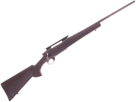 Picture of Used Howa 1500, Bolt Action Rifle, 30-06, 22'' Blued Barrel, Hogue Stock, Picatinny Rail, Good Condition