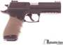 Picture of Used Sig Sauer P226 LDC Semi-Auto 9mm, Steel Frame, Made In Germany, With 4 Mags & Original Case, Very Good Condition