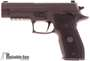 """Picture of Used Sig Sauer P226 SAO Legion Single Action Semi-Auto Pistol - 9mm, 4.4"""", Legion Gray PVD Finish Stainless Steel Slide & Alloy Frame, Custom G-10 Grips, 2x10rds, X-Ray Day/Night Sights, Rail, Master Shop Flat Trigger"""