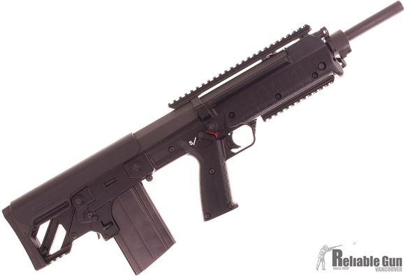 Picture of Used Kel Tec RFB Semi Auto Rifle, 308/7.62x51, 18.6'' Barrel, Oversize Charging Handle, Bayonet Lug, Cheek Piece,1 Magazine, Very Good Condition
