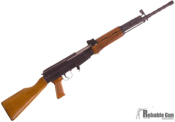 "Picture of Used Norinco Type 81 Semi-Auto Rifle - 7.62x39mm, 18.6"", Fixed Wood Stock, 2 Mags, Very Good Condition"