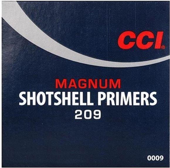 Picture of CCI Primers, Shotshell Primers - No. 209M, Magnum Shotshell Primers, 5000ct Case