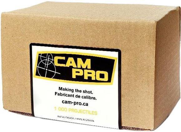 Picture of Cam Pro Bullets - 45 Colt Bullets, 250gr, FCP RNFP, 500 pc