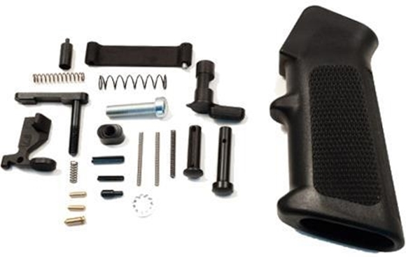 Picture of DPMS Panther Arms AR Platform Replacement Parts, Lower Receiver Parts - AR10/308 Lower Receiver Parts Kit, w/o Trigger