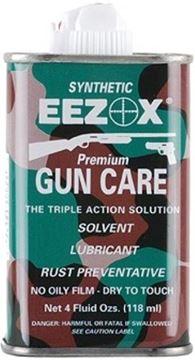 Picture of EEZOX Synthetic Premium Gun Care - Solvent-Lubricant-Rust Preventative, Bottle w/Flip Top, 4oz (118ml)