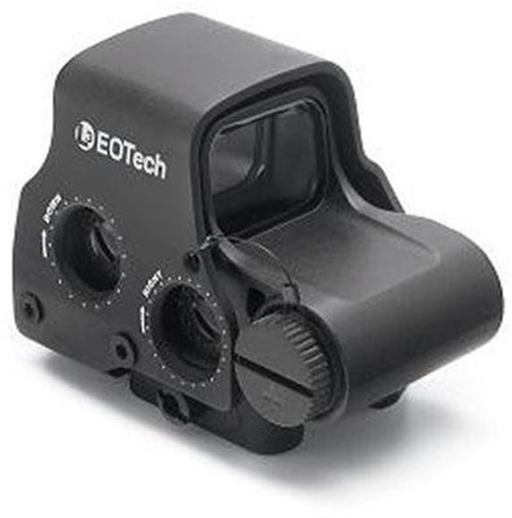 Picture of EOTech Holographic Weapon Sights - Model EXPS2, Black, 65 MOA Ring & 1 MOA Dot, Submersible to 10ft (3m), CR123A Battery, 600hrs @ Setting 12