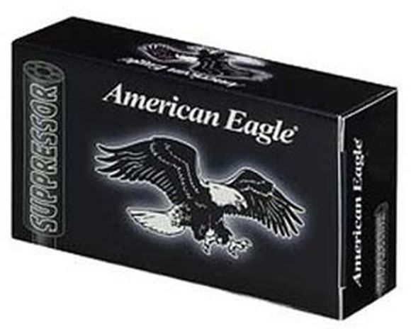 Picture of Federal American Eagle Rifle Ammo - 300 AAC Blackout, 220Gr, OTM Subsonic, 20rds Box, 1000fps