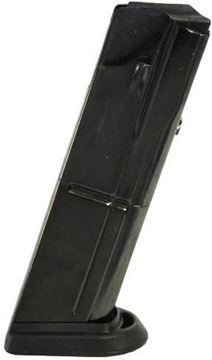 Picture of FN Herstal Accessories, FNx-9 - 9mm Magazine, Metal Magazine Body, Black, 10 Rounds