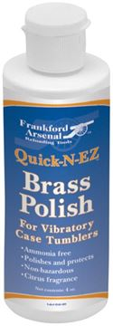 Picture of Frankford Arsenal Reloading Tools Media & Polish - Quick-N-EZ Brass Polish, 4 oz