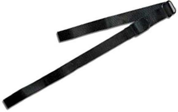 """Picture of GrovTec GT Sling Systems, GT Utility Slings - Utility Sling, 72""""x1"""", Black"""