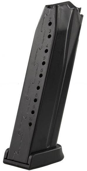 Picture of Heckler & Koch (H&K) Pistol Magazine - HK45, 45 ACP, 10rds, Steel, Blue