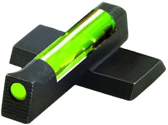Picture of HiViz Handgun Sights, H&K, Front Sights - Fiber Optic Front Sight, Green, For H&K HK45/HK45C/P30/P30L/P2000/P2000 SK