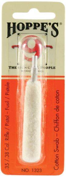 Picture of Hoppe's No.9 Cotton Cleaning Swab - Rifle, .35/.38 Caliber