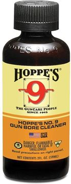 Picture of Hoppe's No.9 Bore Cleaners - No.9 Gun Bore Cleaner, 2 fl oz Bottle