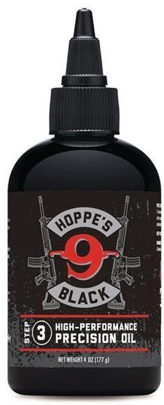 Picture of Hoppe's Black Gun Oil - High Performance Precision Gun Oil, 4oz