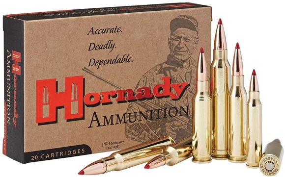 Picture of Hornady Match Rifle Ammo - 6.5 Creedmoor, 147Gr, ELD Match, 200rds Case