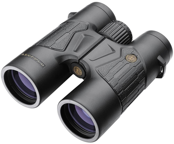 Picture of Leupold Optics, BX-2 Cascades Binoculars - 10x42mm, Center Focus Roof Prism, Black, Phase Coated