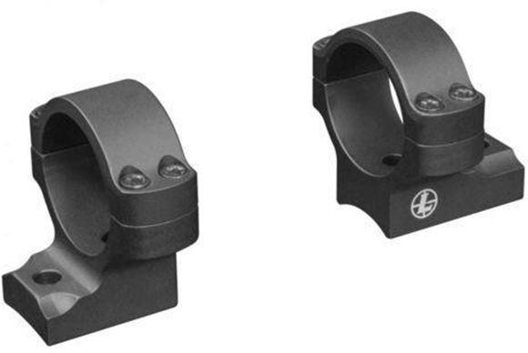"Picture of Leupold Optics, Ringmounts - Backcountry, Remington 700, 1"", Medium, Matte"