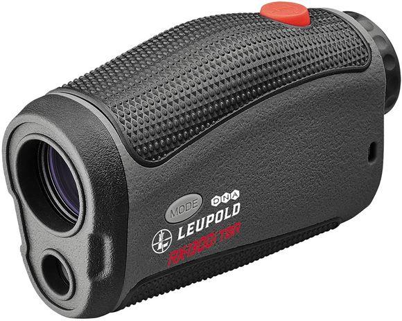 Picture of Leupold Optics - RX-1300i TBR/W with DNA Laser Rangefinder, 6x, 1300 Yards, CR2, Black/Grey