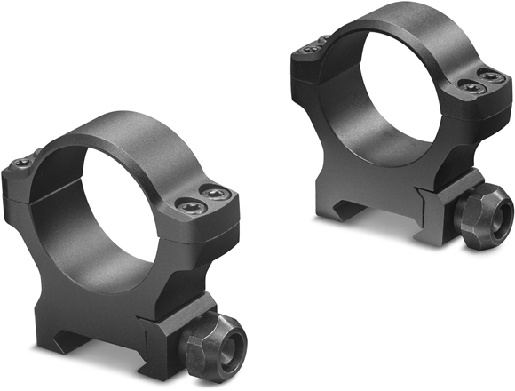 """Picture of Leupold Optics, Rings - Backcountry Cross-Slot, 1"""", High, Matte"""