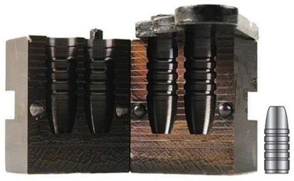 Picture of Lyman Reloading Supplies, Bullet Mould - 375cal, 264gr, 2 cavity mould