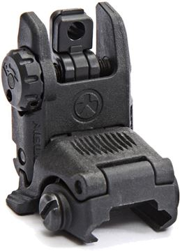Picture of Magpul Sights - MBUS, Rear, Gen 2, Black