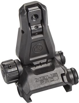 Picture of Magpul Sights - MBUS Pro, Rear, Black