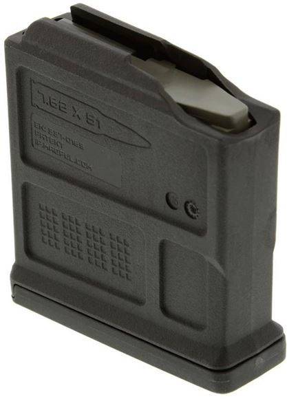 Picture of Magpul PMAG Magazines - PMAG 5 7.62 AC, AICS Short Action, 7.62x51mm NATO, 5rds, Black