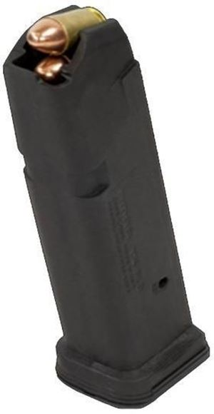 Picture of Magpul PMAG Magazines - PMAG 15 GL9, Glock G19, 9x19mm Parabellum, 10/15rds, Black