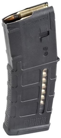 Picture of Magpul Magazine - PMAG, 5.56x45, Gen 3, Window, 5/30rds, Black