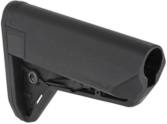 Picture of Magpul Buttstocks - MOE SL-S Carbine, Mil-Spec , Black
