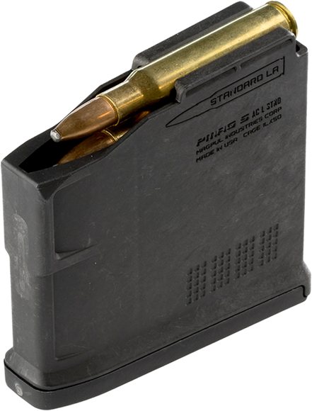 Picture of Magpul Magazine - PMAG AC L, AICS, Long Action Standard, 5rds, Black