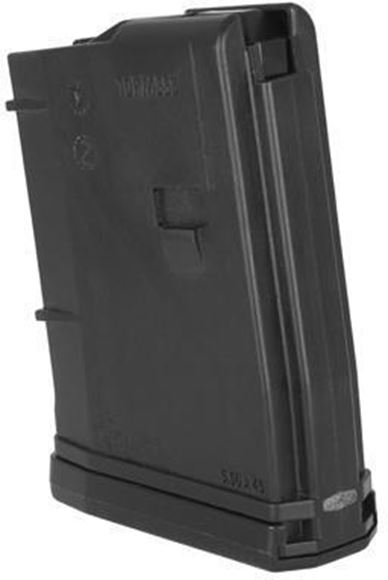 Picture of Mission First Tactical MFT Magazines - 10 Round Polymer Mag, 5.56mm NATO, Black