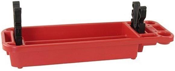 "Picture of MTM Case-Gard Gun Cleaning - Gunsmith Maintenance Center, 29.5"" x 4"" x 9.5"", Red"