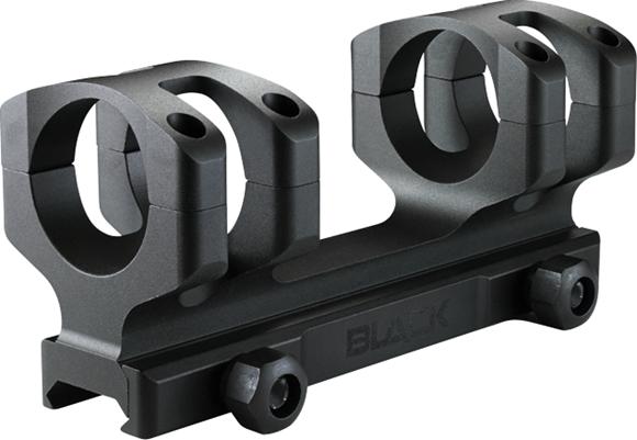 Picture of Nikon Black Precision Mount, 30mm, MSR Height, Mil Spec, 6061-TB Aluminum, Blk