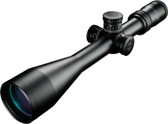 Picture of Nikon Optics, Black FX1000 - 4-16x50SF, 30mm, FX-MRAD Reticle, .1 MRAD Adjustment, Side Focus Parallax, First Focal Plane, Matte