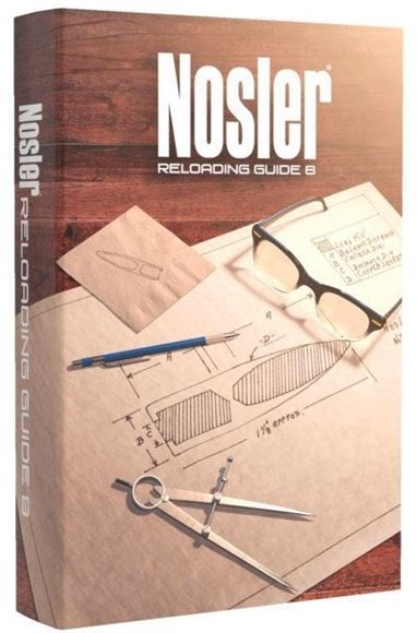 Picture of Nosler Books & Guides - Reloading Reloading Guide, #8