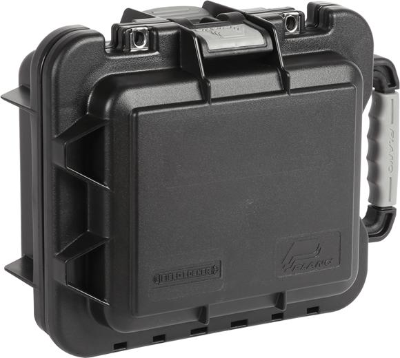 "Picture of Plano Field Locker Hard Gun Cases, Field Locker Mil Spec Series Cases - Pistol Case, Black, 11.75''L x 6.75''W x 13.75""H"