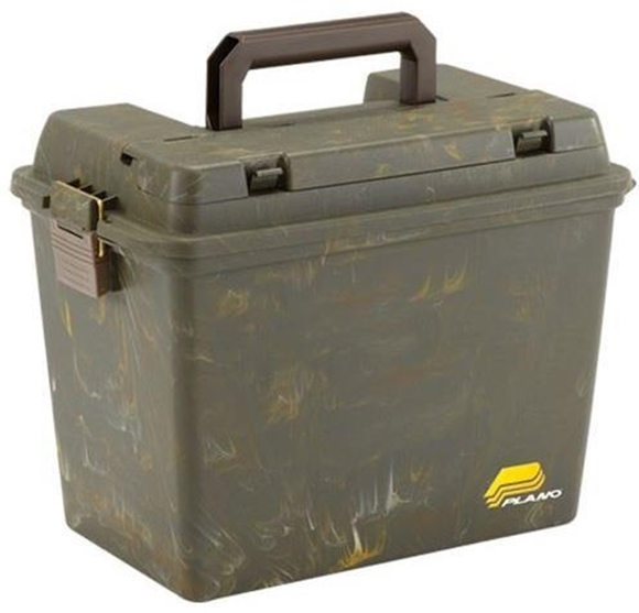 "Picture of Plano Field/Ammo Box Magnum - 10""x11""x13"", OD Green, Lift-out Tray"