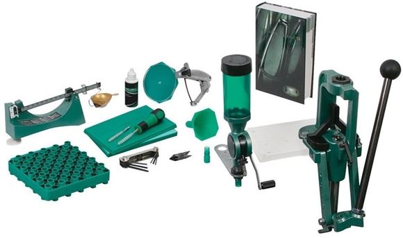 Picture of RCBS Reloading Supplies - RC Supreme Master Reloading Kit, Single Stage