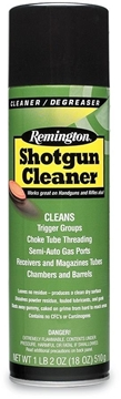 Picture of Remington Gun Care, Cleaners & Solvents - Remington Shotgun Cleaner, 510g (18oz) Aerosol, Bi-Lingual/Health Canada Approved