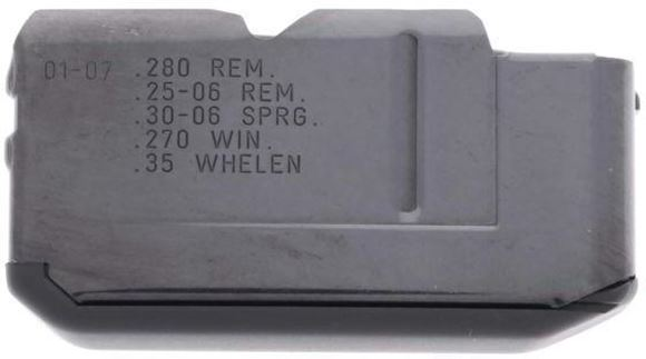 Picture of Remington Rifle Magazines - Model Four/7400/740/74/750 Woodsmaster, Box,  Long Action (25-06, 30-06 Sprg, 270 Win, 35 Whelen, 280 Rem), 4rds, Steel